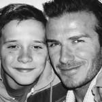 「祝」ベッカム家の長男、ブルックリン・ベッカムが17歳に!#インスタグラム #ハーパー歯磨き