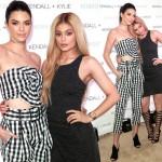 ケンダル&カイリー・ジェンナー姉妹、ローンチイベントに登場 #Kendall+Kylie