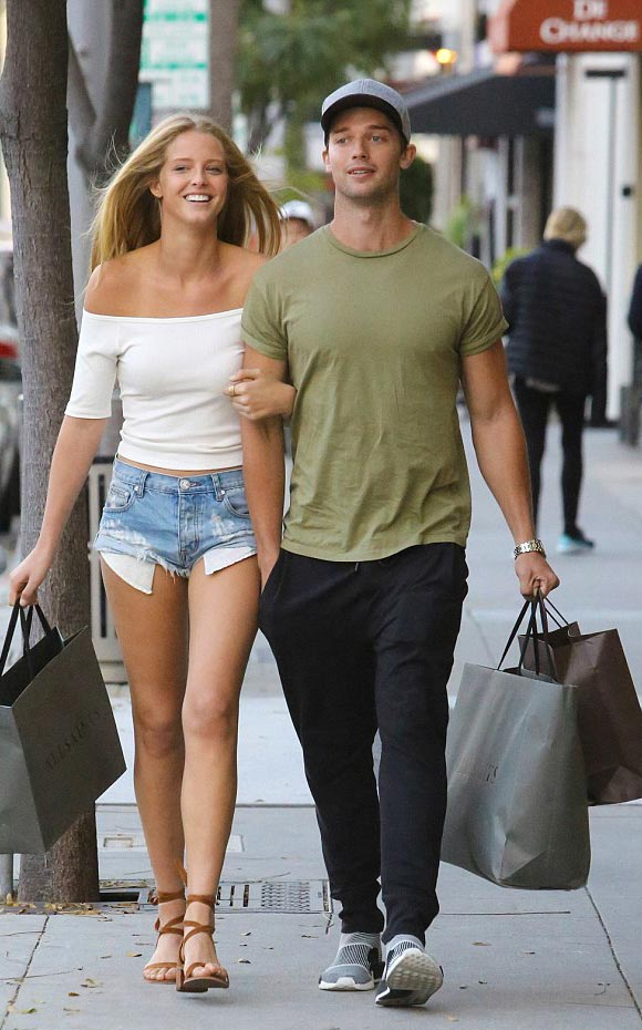 Patrick-Schwarzenegger-girlfriend-Abby-april-2016-01