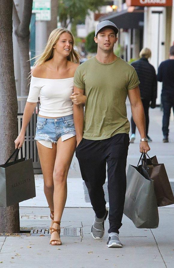 Patrick-Schwarzenegger-girlfriend-Abby-april-2016-02