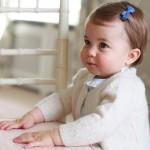 シャーロット王女、1歳に!最新の写真公開