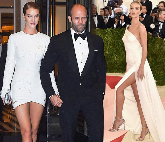 Rosie Huntington-Whiteley-Jason-Statham-Met-Gala-2016