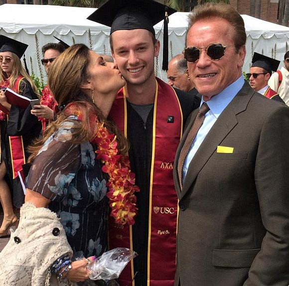 Patrick-Schwarzenegger-college-graduation-may-2016