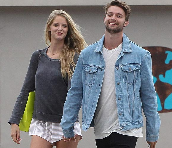 Patrick-Schwarzenegger-girlfriend-Abby-Champion-jun-2016-01