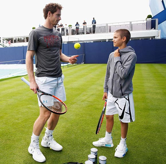 Romeo-Beckham-Andy-Murray-12-jun-2016