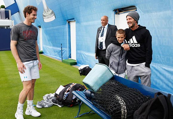 david-Romeo-Beckham-Andy-Murray-12-jun-2016-01