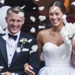 ビッグアスリートカップル誕生!サッカー独主将シュヴァインシュタイガーと元テニス女王アナ・イバノビッチが結婚!