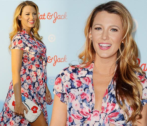 Blake-Lively-Second-Pregnancy Style-july-2016