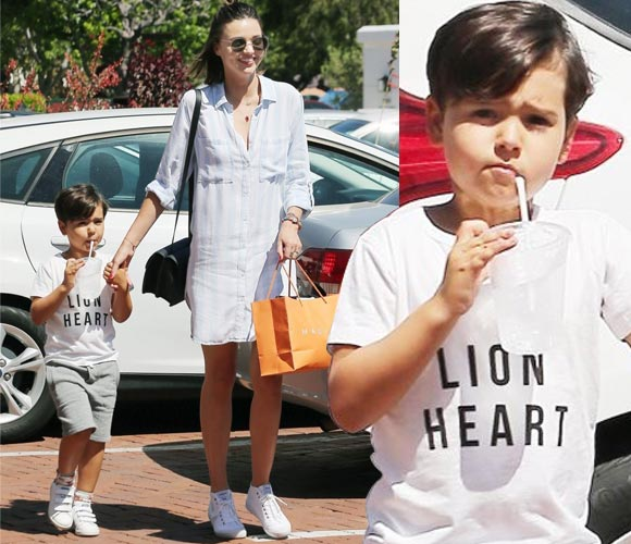 Miranda-Kerr-Son-Flynn-16-july-2016