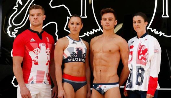 Stylish-Uniform-Olympic-team-UK-2016-rio