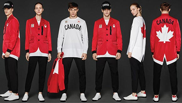 Stylish-Uniform-Olympic-team-canada-2016-rio