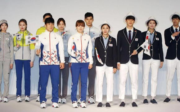 Stylish-Uniform-Olympic-team-korea-2016-rio