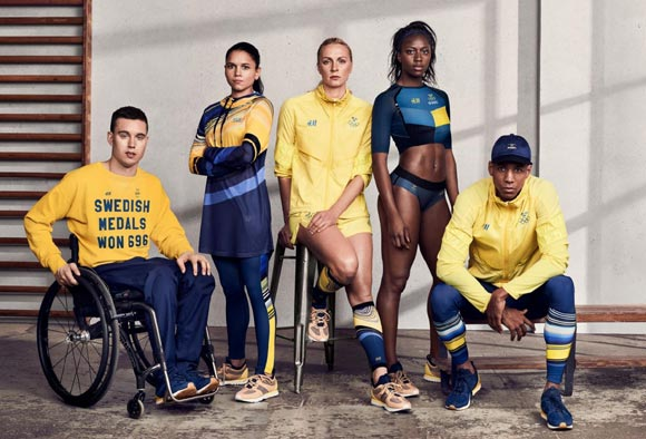 Stylish-Uniform-Olympic-team-sweden-2016-rio