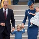 ジョージ王子とシャーロット王女も同行!一家でカナダ訪問
