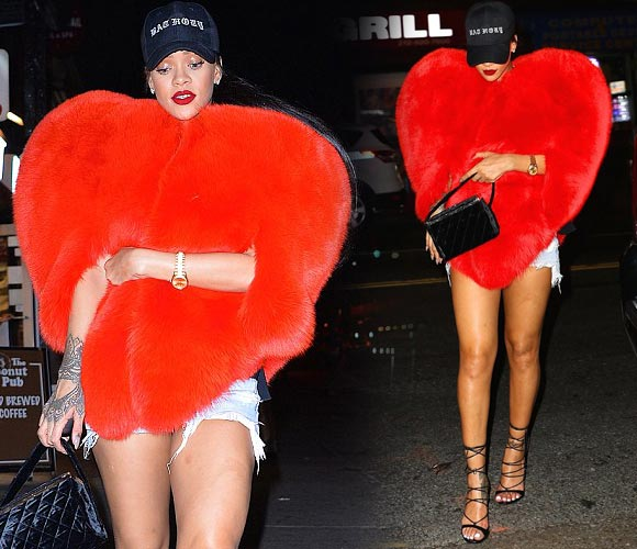 Rihanna-gigantic-fur heart-sep-2016