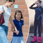 トム・クルーズの娘スリちゃん、最新ファッションスナップ #現在 #2016