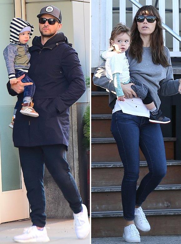 Justin Timberlake Son ... Ryan Gosling Married
