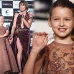 ミラ・ジョヴォヴィッチ来日、娘エヴァーちゃんの美少女ぶりが話題に!#バイオハザード