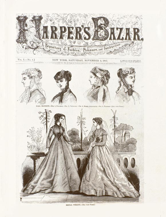 150th-harpers-bazaar-cover-Nov-2- 1867