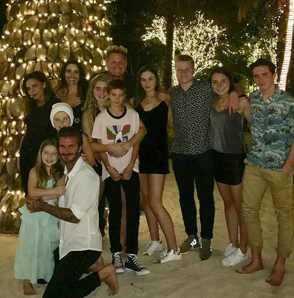 beckham-family-holiday-2017