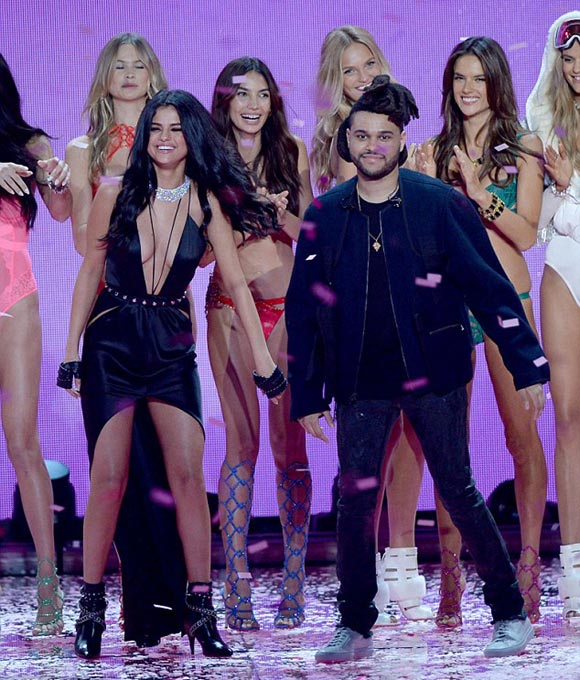 selena-gomez-the-weeknd-Victorias- secret-2015