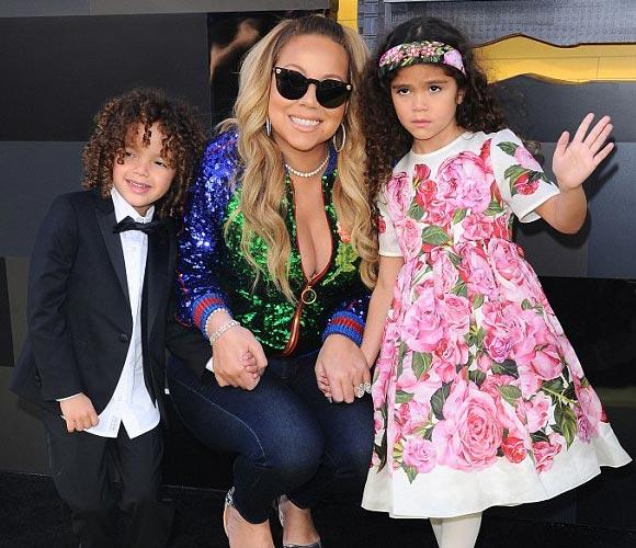 Mariah-Carey- twins-feb-2017
