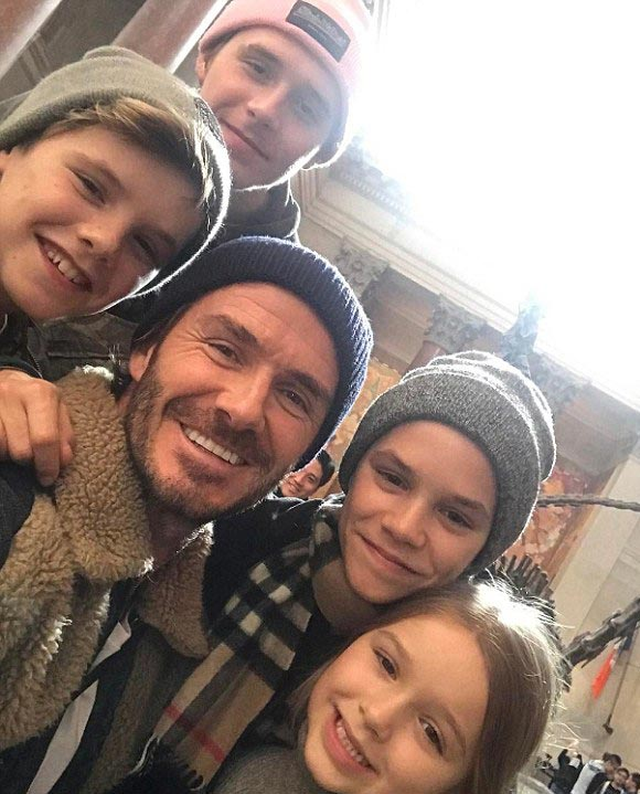 david-beckham-Family-instagram-feb-11-2017