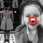 ハーパーちゃんも赤鼻に!チャリティーイベントに参加 #RedNoseDay