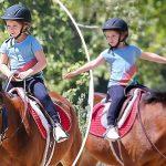 ベッカムの娘ハーパーちゃん、乗馬を満喫!運動神経はパパゆずり #最新