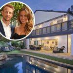 ジェンソン・バトン、恋人ブリトニーのために約7億円の豪邸を購入!