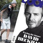 デビッド・ベッカム、急に老けこんだと話題に!