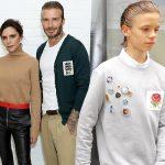 ロメオ・ベッカム、ファッションショーで両親よりも注目を集める!