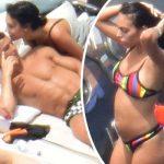 クリスティアーノ・ロナウド、妊娠5ヶ月の恋人と豪華ヨットでバケーション