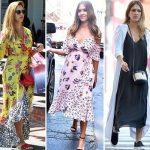 妊娠中のジェシカ・アルバ、おしゃれなマタニティファッション!
