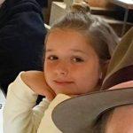 ベッカム家のプリンセス、ハーパーちゃんの最新画像 #現在 #2017