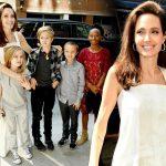 アンジェリーナ・ジョリー、子供たちとトロント国際映画祭のプレミアに登場!