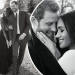 ヘンリー王子&メーガン・マークル、婚約記念写真を公開!