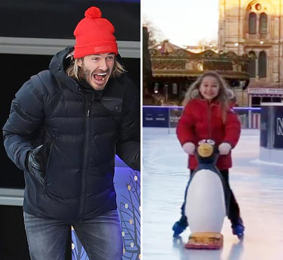 david-harper-Beckham-ice-skating-dec-2017