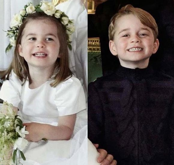 George-Charlotte-royal-wedding-2018