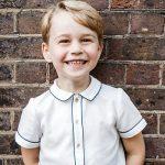 ジョージ王子が5歳に!笑顔いっぱいの写真を公開