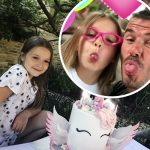 ベッカム家のプリンセス!ハーパーちゃん、7歳誕生日のプレゼント「子馬」を披露!