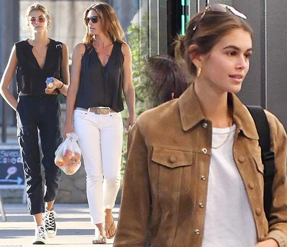 Kaia-Gerber-Cindy-Crawford-sep-2018