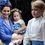 キャサリン妃の親友の結婚式、ジョージ王子&シャーロット王女が付き添い役務める