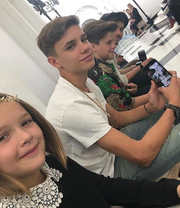 beckham-family-support-victoria-beckham-LFW-sep-2018-03