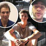 「祝16歳」ベッカム家の次男ロメオ、ナダルとネイマルから誕生日のお祝いメッセージが届く!