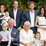ウィリアム王子一家、最新の家族写真を公開!#ジョージ王子 #シャーロット王女 #ルイ王子