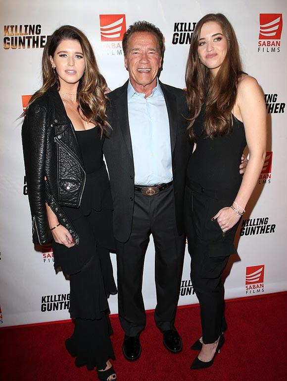 Arnold-Schwarzenegger-daughters