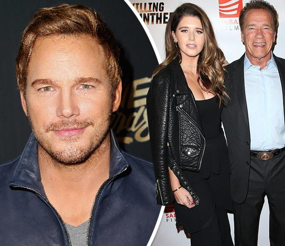 Chris-Pratt-Katherine-Schwarzenegger-engagement-jan-2019