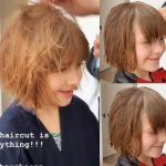 ベッカムの娘ハーパーちゃん、下ろした前髪がかわいいショートボブに変身!