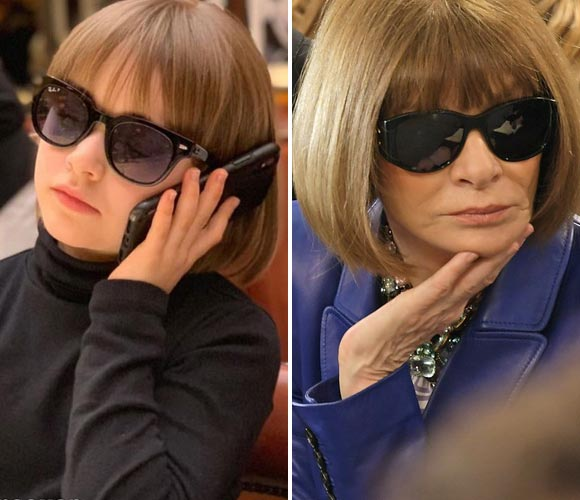 harper-beckham-anna-wintour-same-haircut-feb-2019